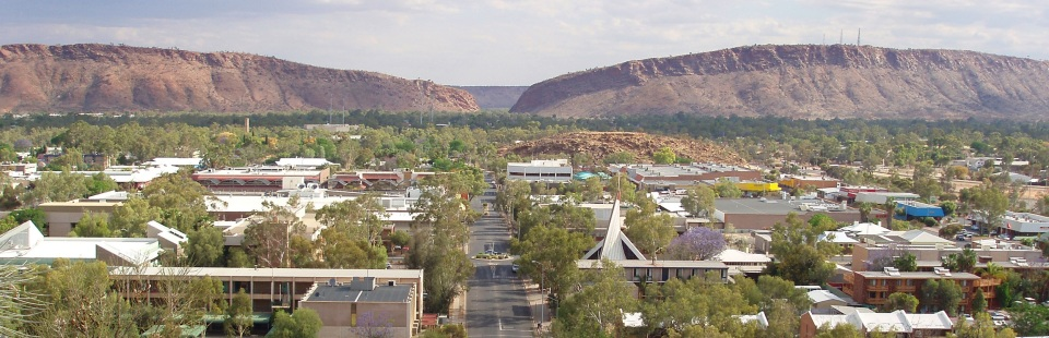 city of alice springs